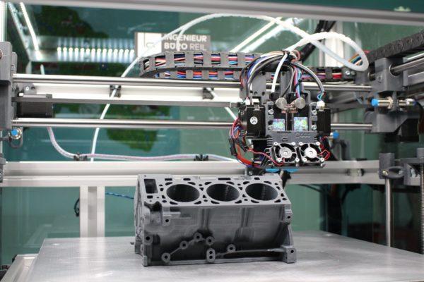 Das 3D-Drucken – die Digitalisierung im Sanitärbereich