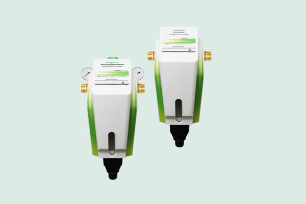 Neuer Trinkwasserfilter von Magnetic